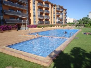 Apartament Santa Cristina(5pax)-Free WiFi-Pool-250m Beach