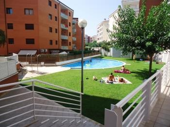 Apartament Mi Casa Fenals(2/4pax)-Wifi Free-Pool-Terrace