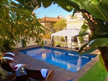 Villa Victoria Barcelona - Apartment in Barcelona